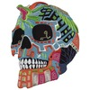 La muerte del mexican voodoo sugar skull priest patch